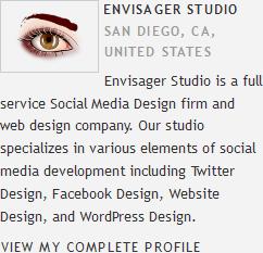 About Envisager Studio