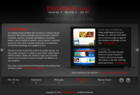 Electronic Press Kit - Envisager Studio