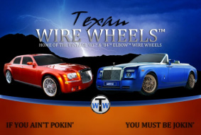 Electronic Press Kit - Texan Wire Wheels