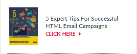 5 Expert Tips for Successful HTML Emails