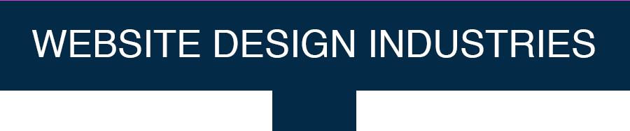 Website Design Industries