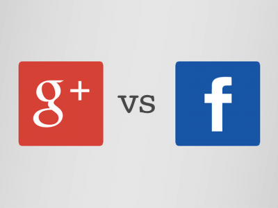 The Main Differences Between Google+ and Facebook