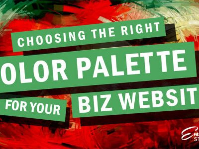 Choosing The Right Color Palette For Your Business Website