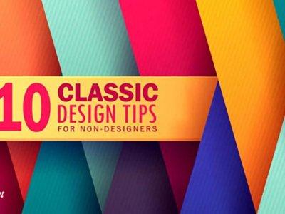 10 Classic Design Tips