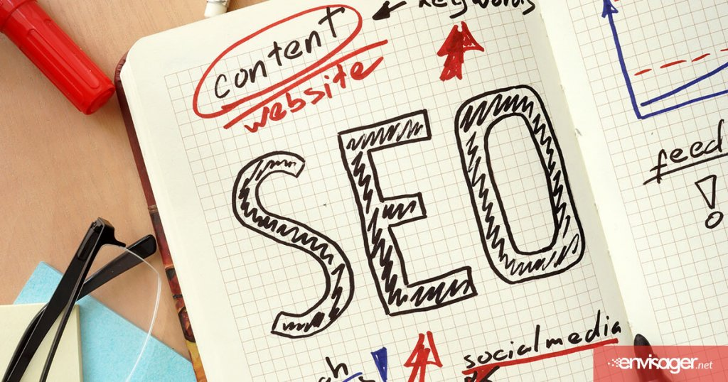 New Website SEO Tips To Rank Well in Google | Envisager Studio