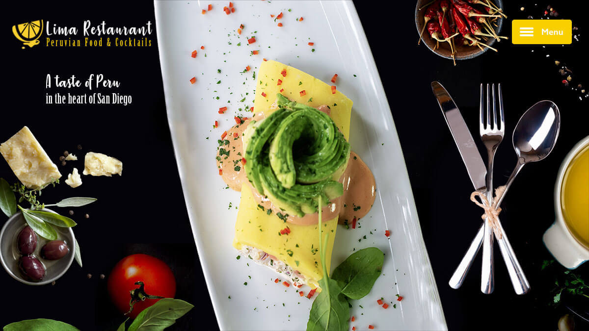 Peruvian Restaurant San Diego