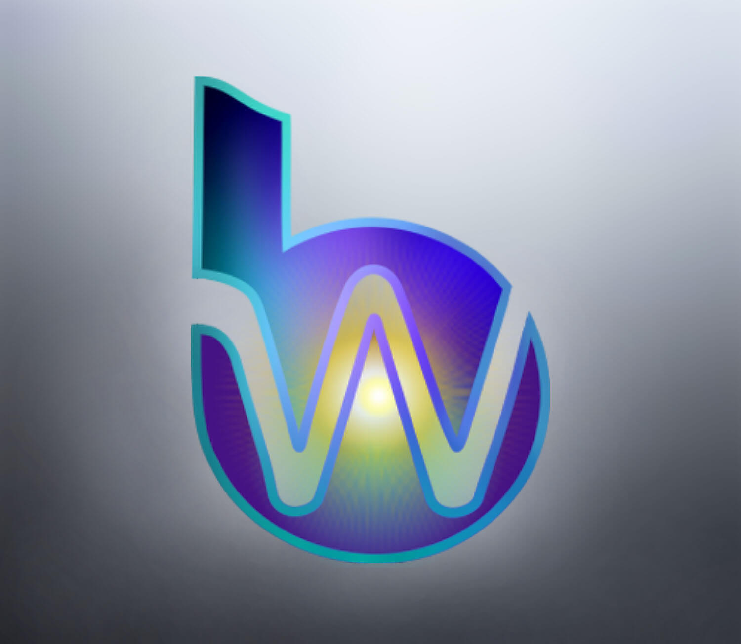 bWorks Entertainment Logo Design