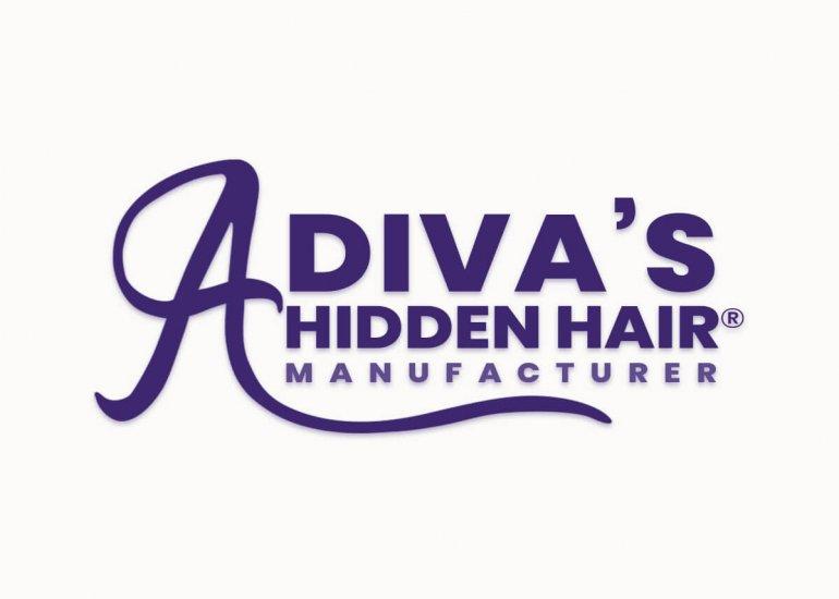 Logo Design A Diva's Hidden Hair