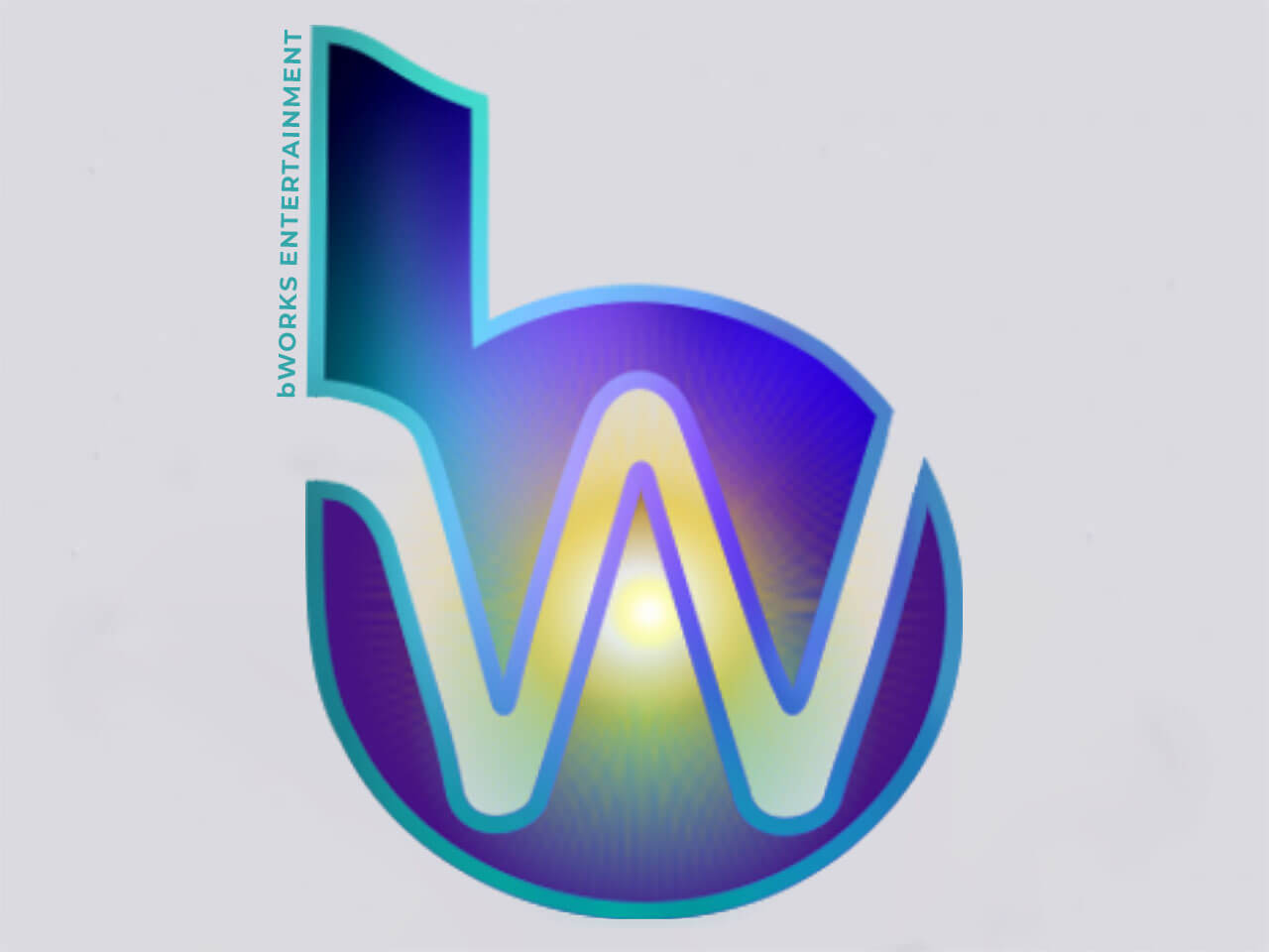 Logo Design bWorks Entertainment