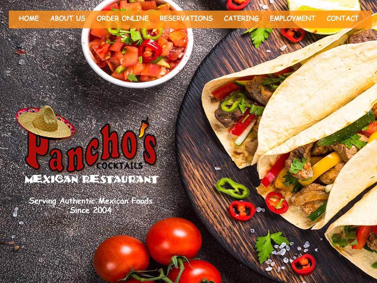 Pancho's Mexican Restaurant El Cajon