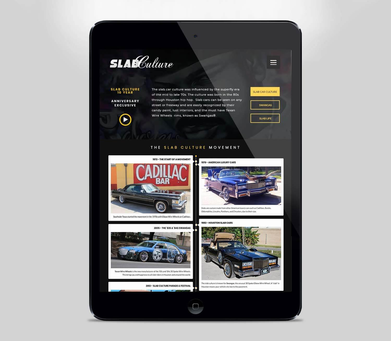 Slab Cars