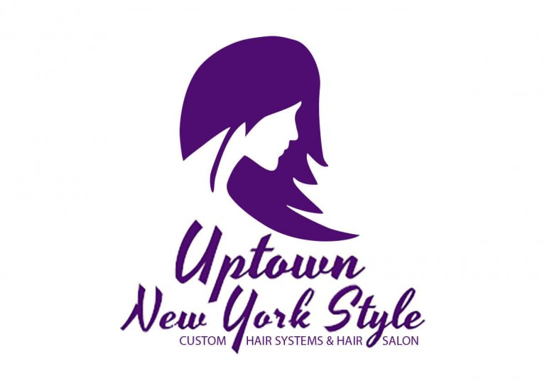 Logo Design Hair Salon