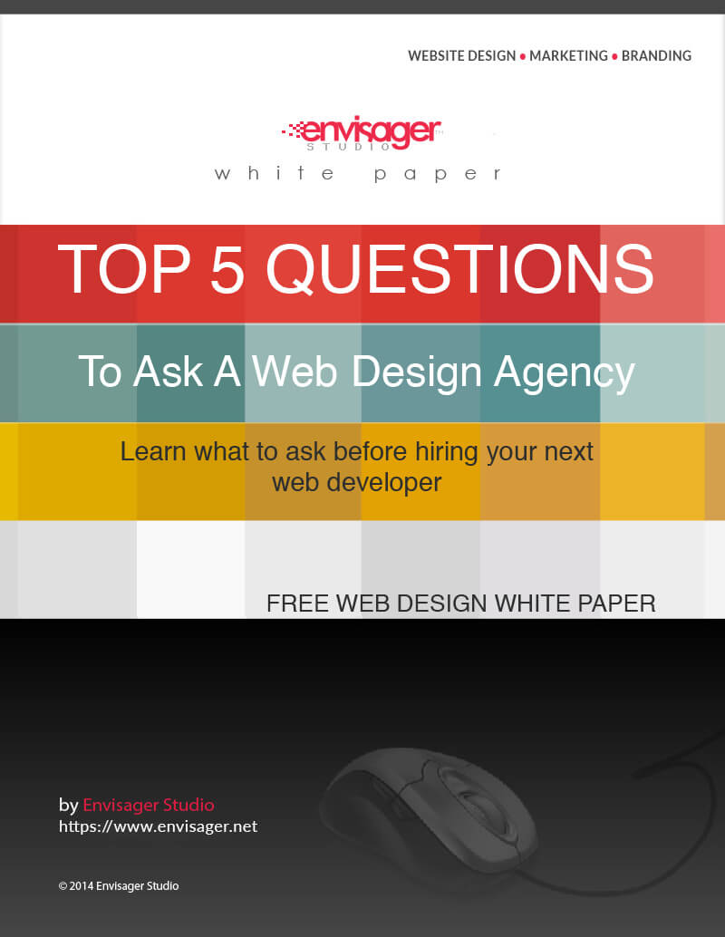 Top 5 Web Design Questions