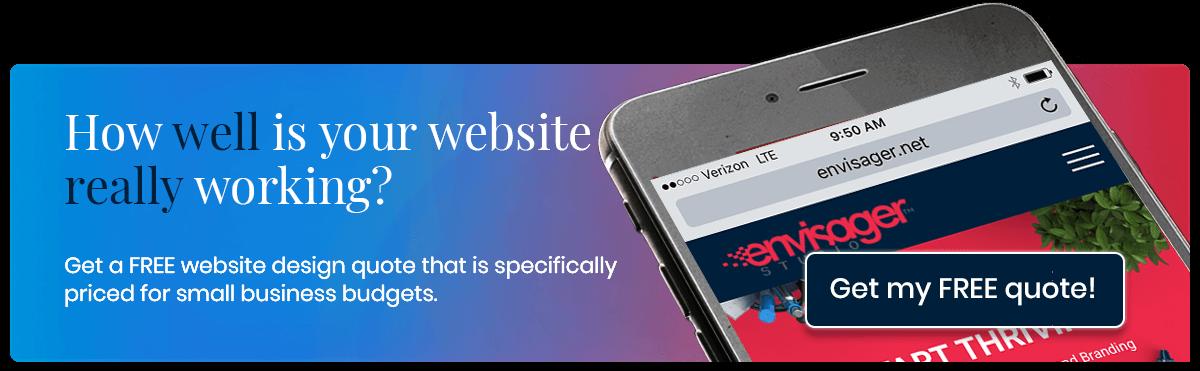 Affordable Website Design Company | Envisager Studio
