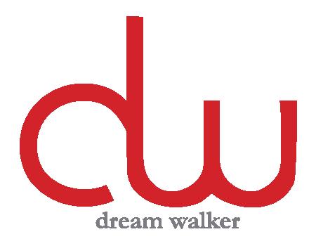 Dream Walker Logo Design   Envisager Studio