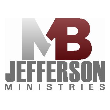 M.B. Jefferson Ministries Logo Design   Envisager Studio