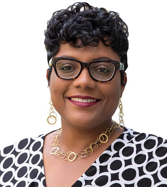 Dr. Amelia Royster-Davis, Director of Web Development