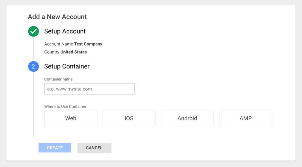 How To Setup Google Tag Manager