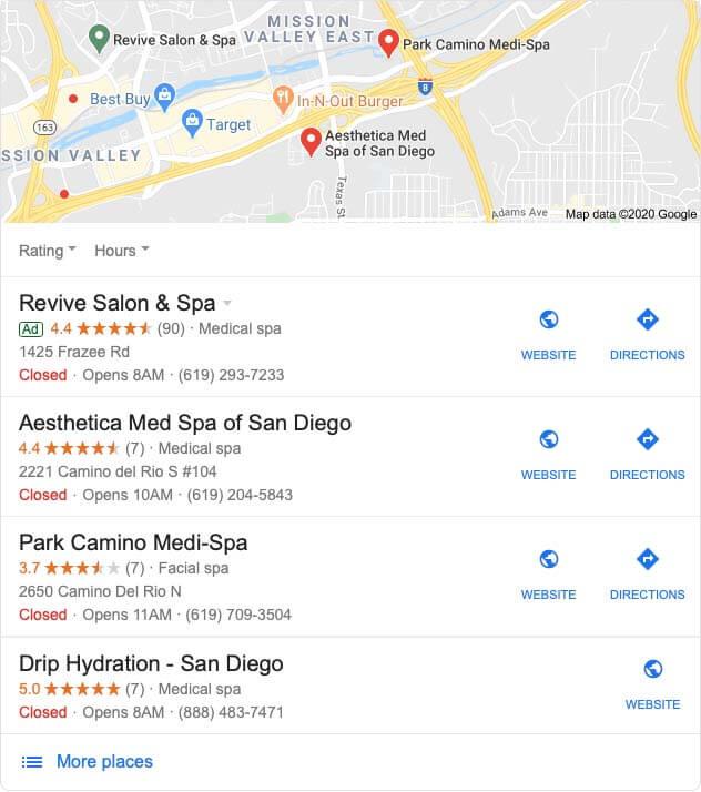Medical Spa Near Me San Diego