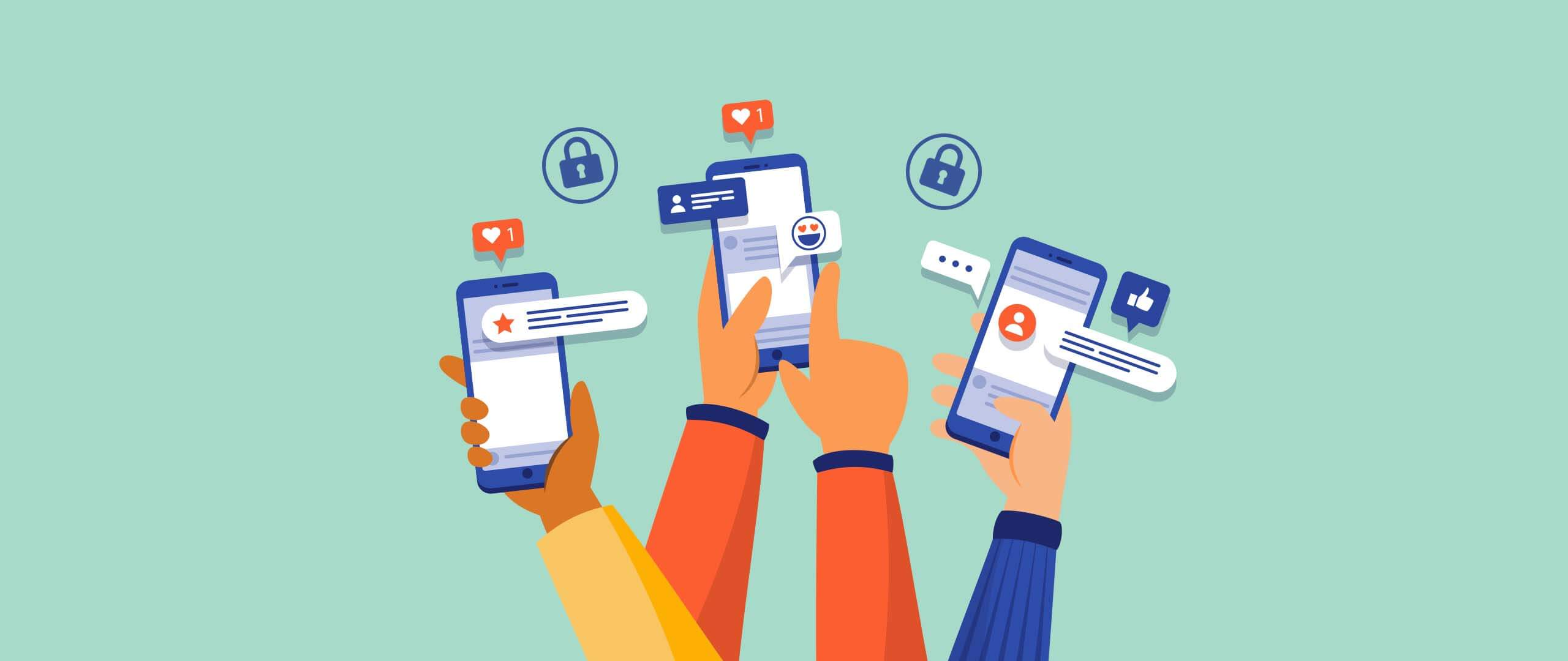 4 Social Media Safety Tips To Secure Social Network Accounts