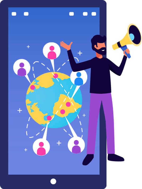 Digital Marketing Services Global Reach