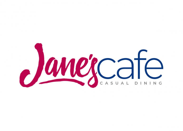 Jane's Cafe San Diego Website Design by Envisager Studio