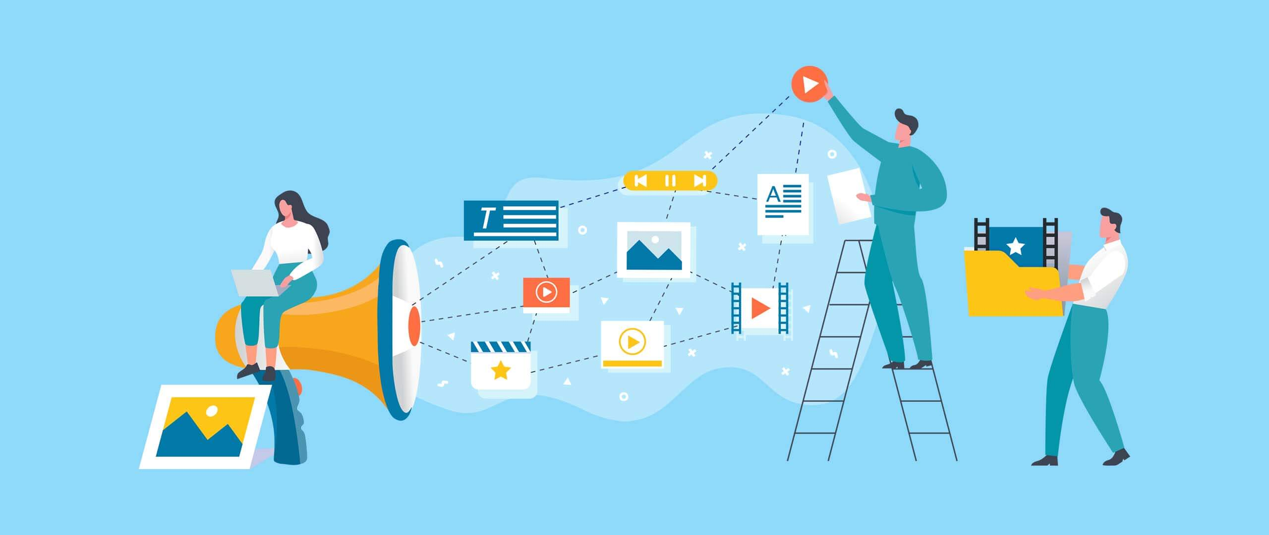Quick Content Marketing Tips For Website Designers