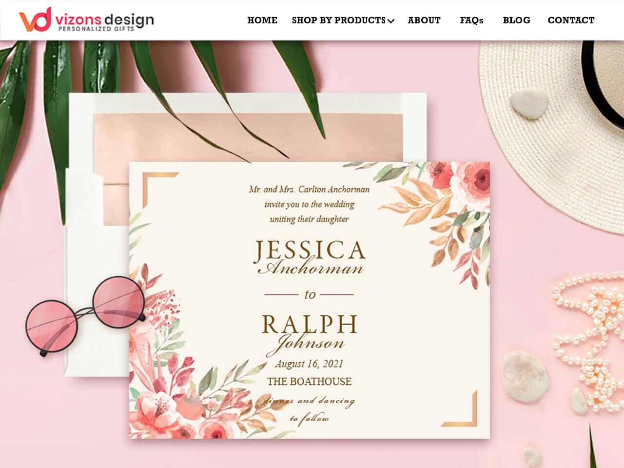 eCommerce Website Design by Envisager Studio