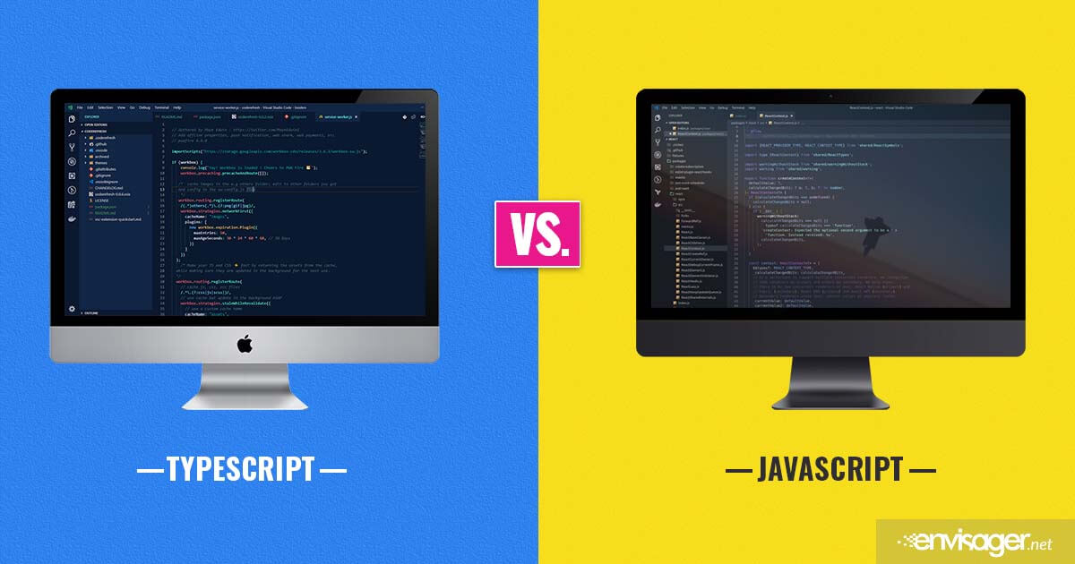 TypeScript vs JavaScript: Differences and Similarities