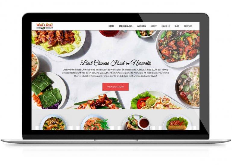 Wok's Deli Chinese Restaurant