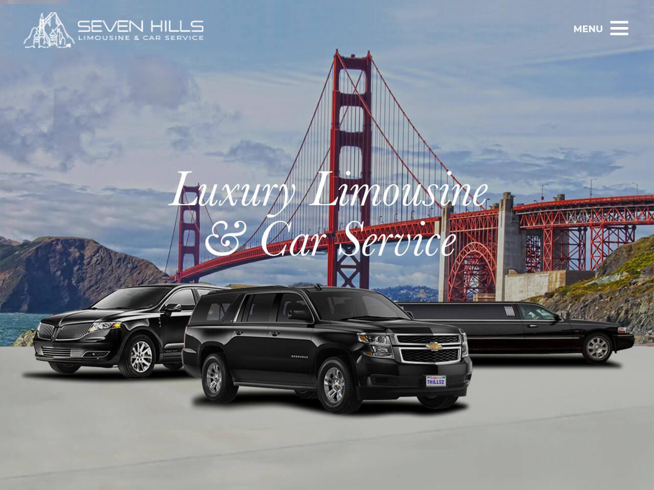 Best Website Designers for Limousine Services