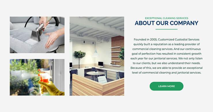 San Diego Website Design Page Layout