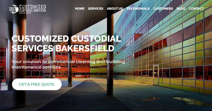 Clean Web Design Envisager Studio