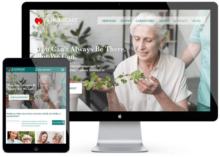 JB Homecare Referral Agency In-Home Care for Seniors