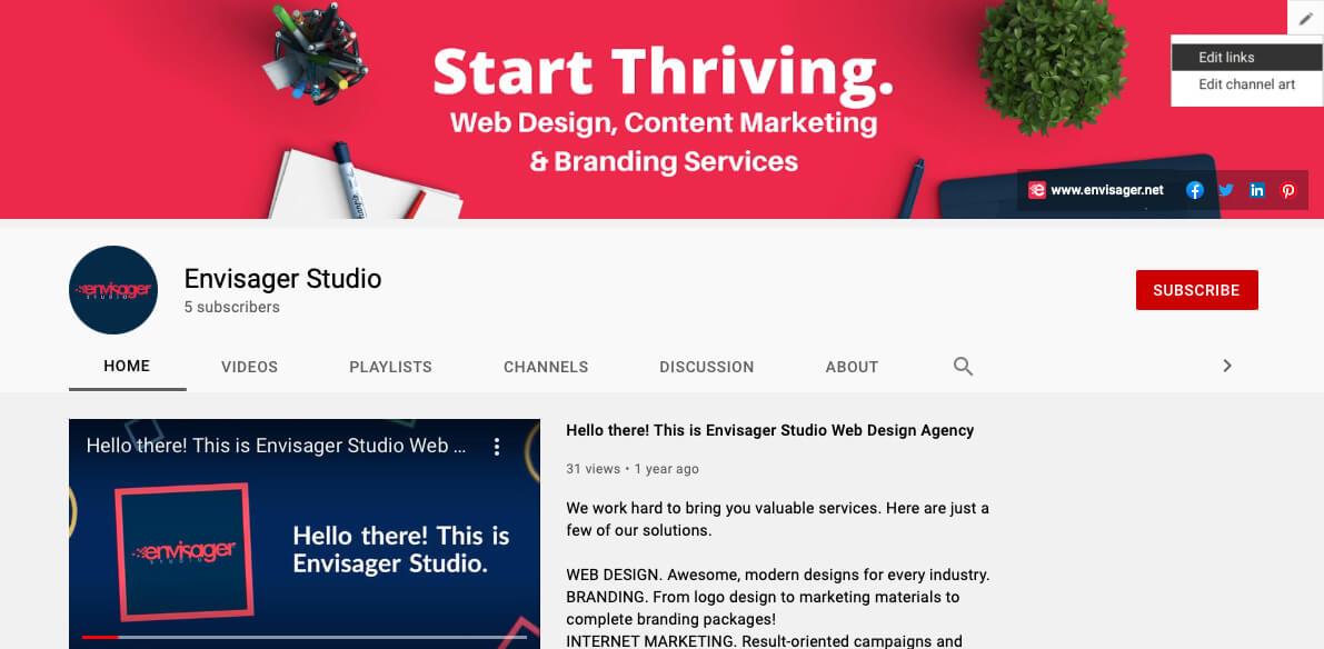 YouTube Marketing in 2021 Envisager Studio