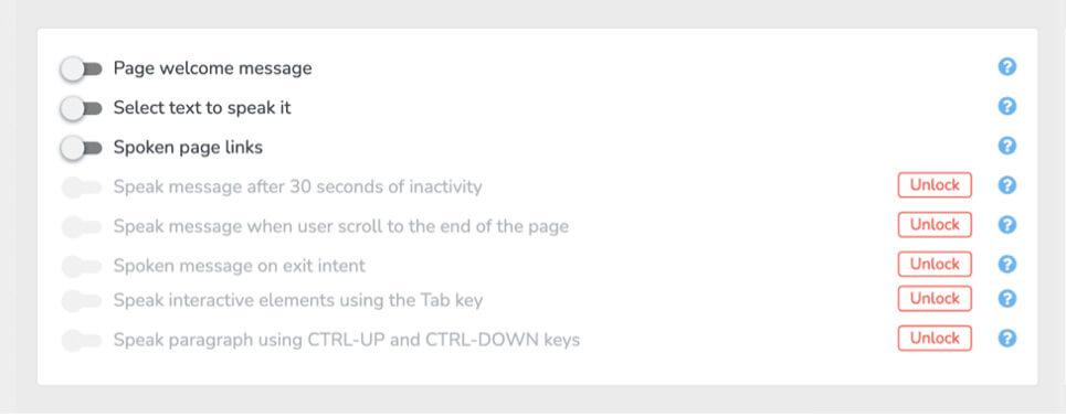 ResponsiveVoice Text To Speech WordPress Plugin