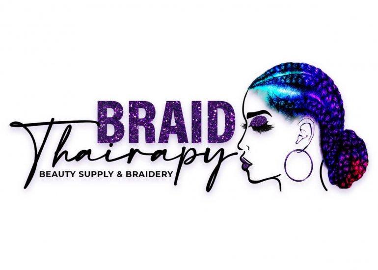 Hair Braiding Salons Near Me - Braid Thairapy