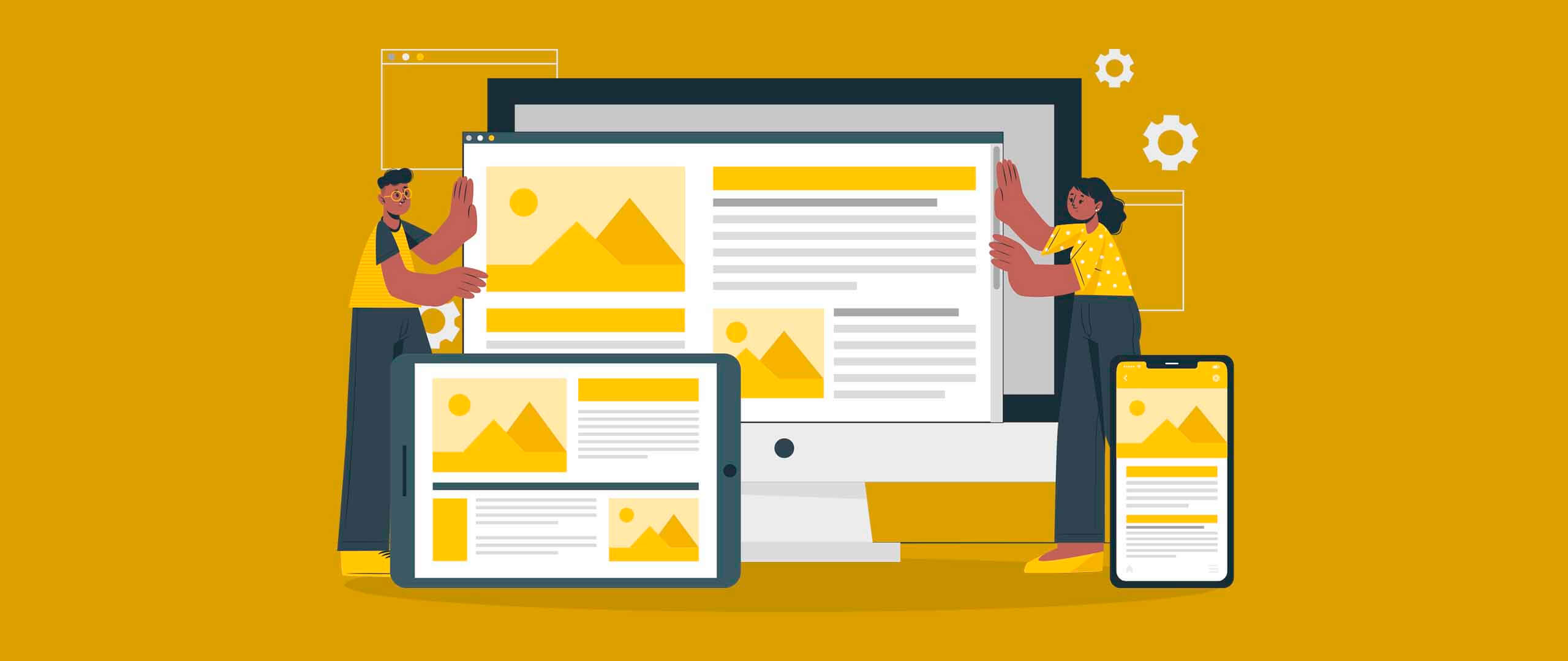 How To Properly Use Images in Web Design: 7 Tips